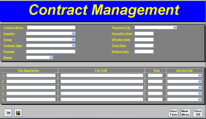Quik Biz Contract Management Reviews And Pricing