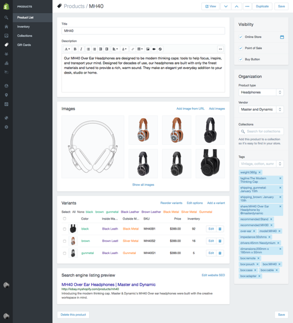 Shopify Reviews and Pricing - 2019