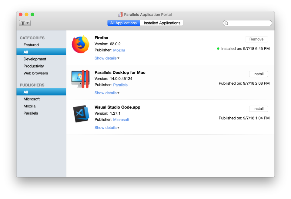 Parallels Mac Management Pricing, Cost & Reviews - Capterra UK