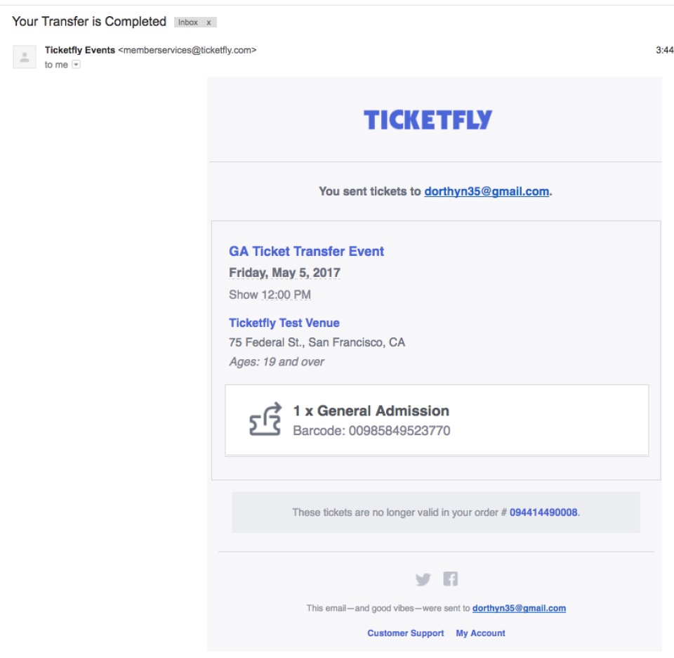 Ticketfly Reviews and Pricing - 2019