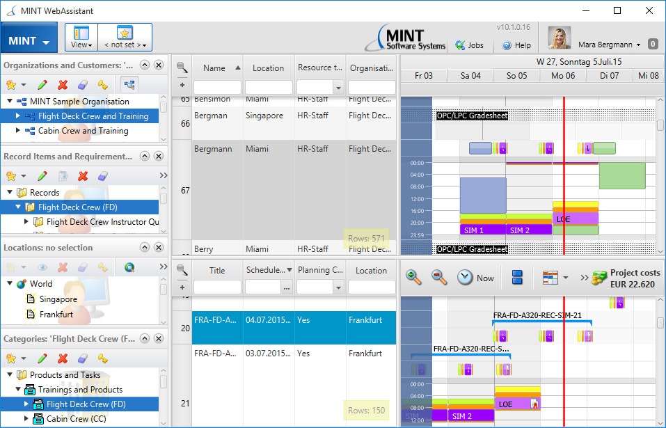 maintenance scheduling software free