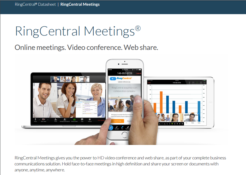 RingCentral Meetings Reviews and Pricing - 2019