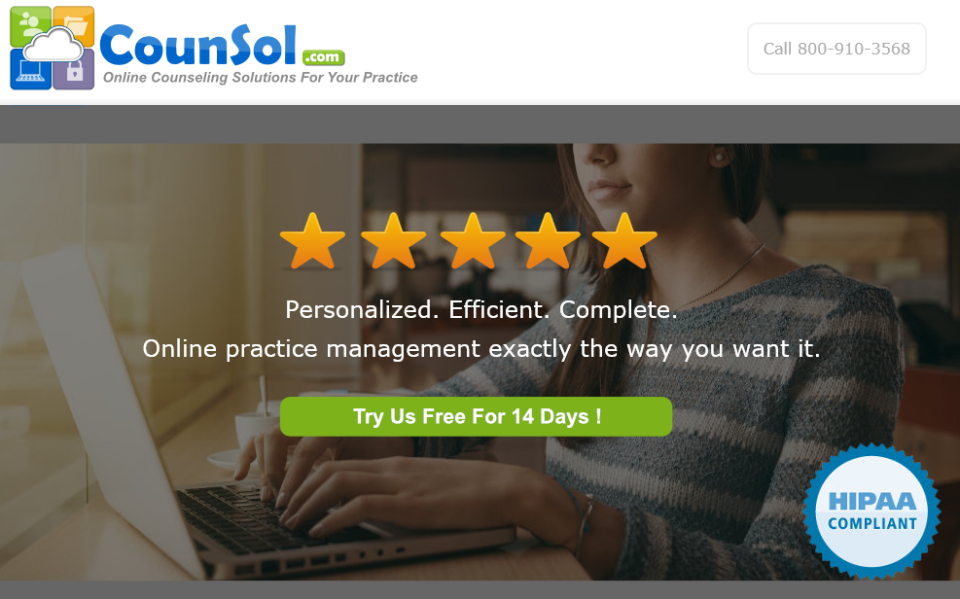 CounSol com Reviews and Pricing - 2019