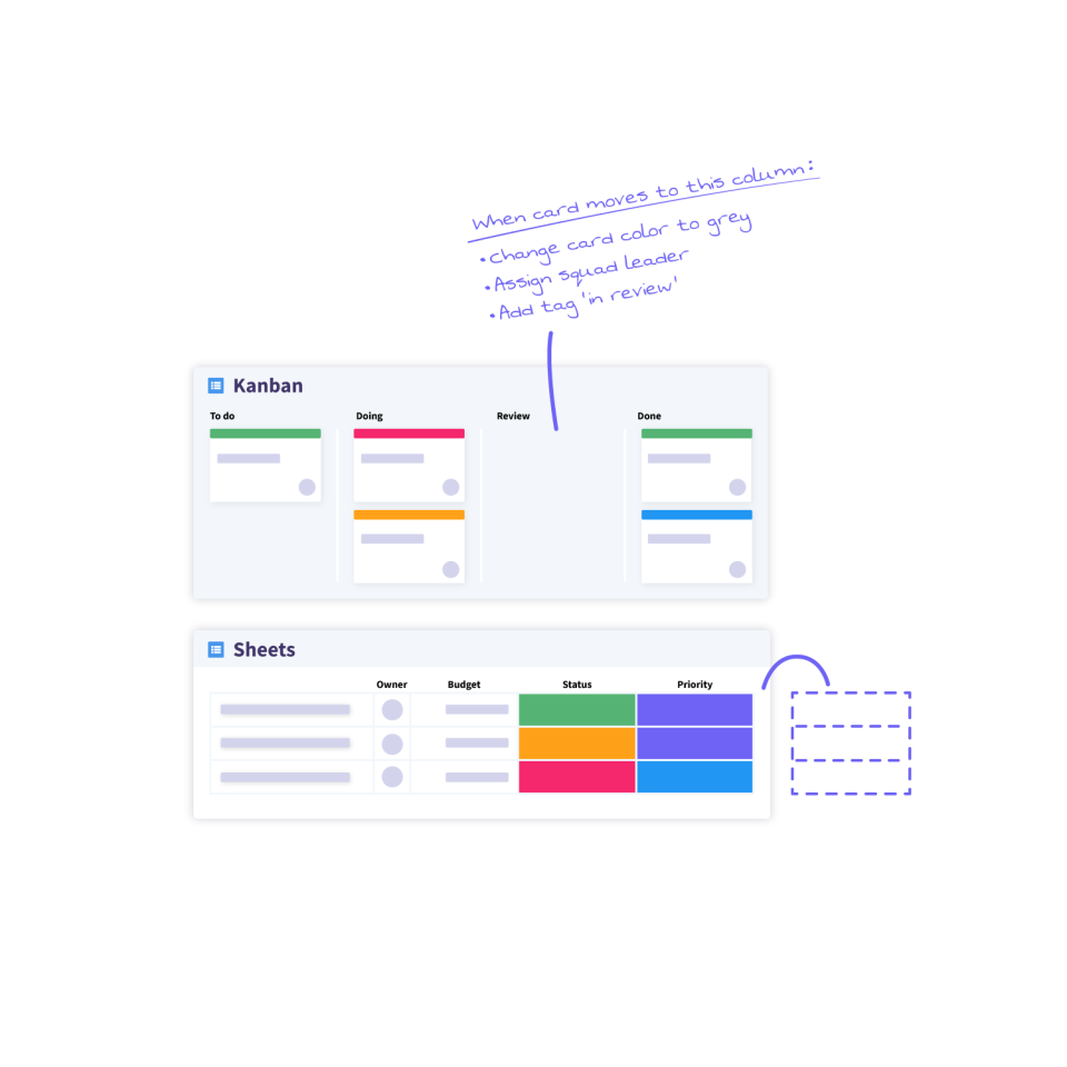 Automate your teams work