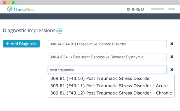 TheraNest Mental Health Reviews And Pricing - Free software for invoices chanel online store