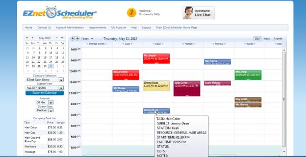 Meeting Room Scheduler Problem