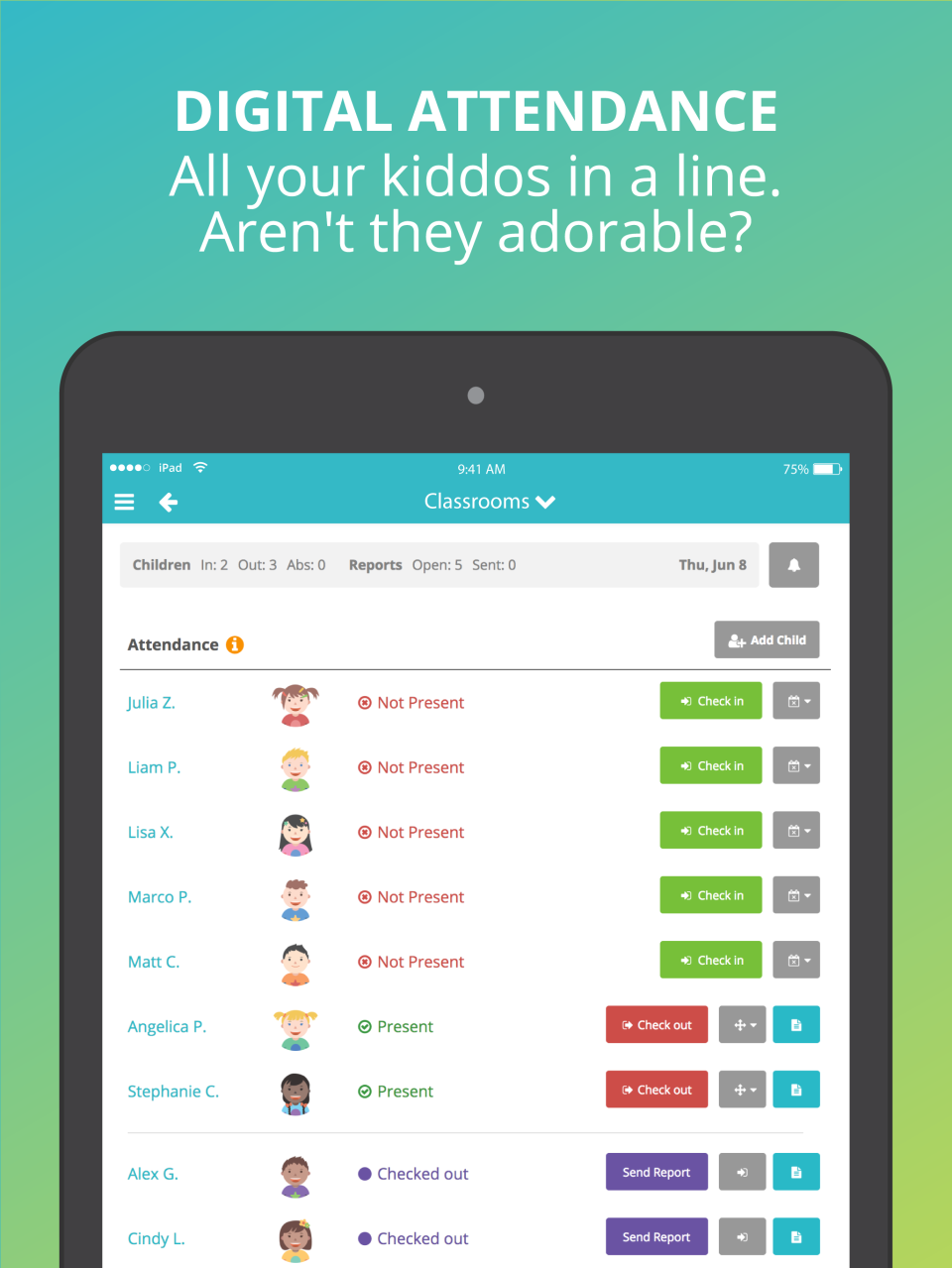 HiMama Preschool & Child Care App Reviews and Pricing - 2019
