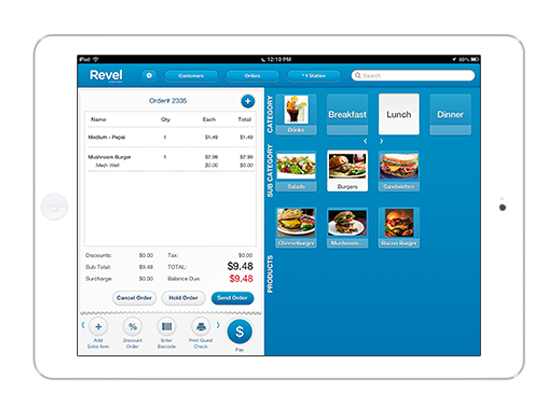 Revel Ipad Pos Reviews And Pricing 2019