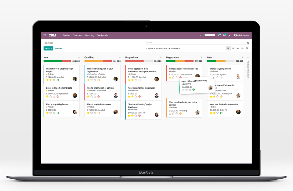 Odoo Reviews and Pricing - 2019