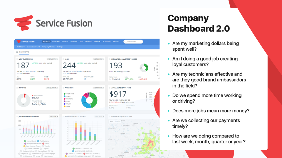 Service Fusion Reviews and Pricing - 2019
