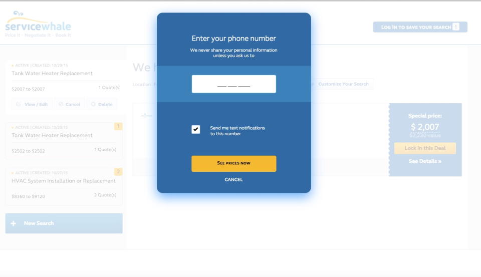 MyServiceWhale Reviews and Pricing - 2018