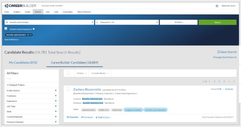 careerbuilder applicant tracking reviews and pricing