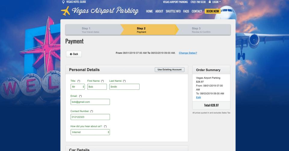 Easy & Flexible Booking W