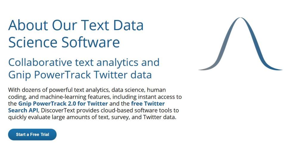 Free text data