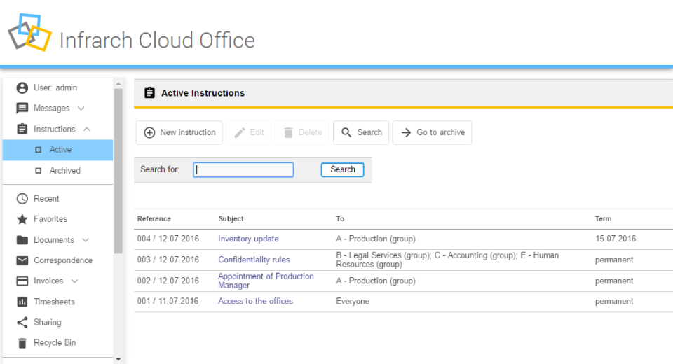 Infrarch Cloud Office Reviews And Pricing - Invoice cloud reviews