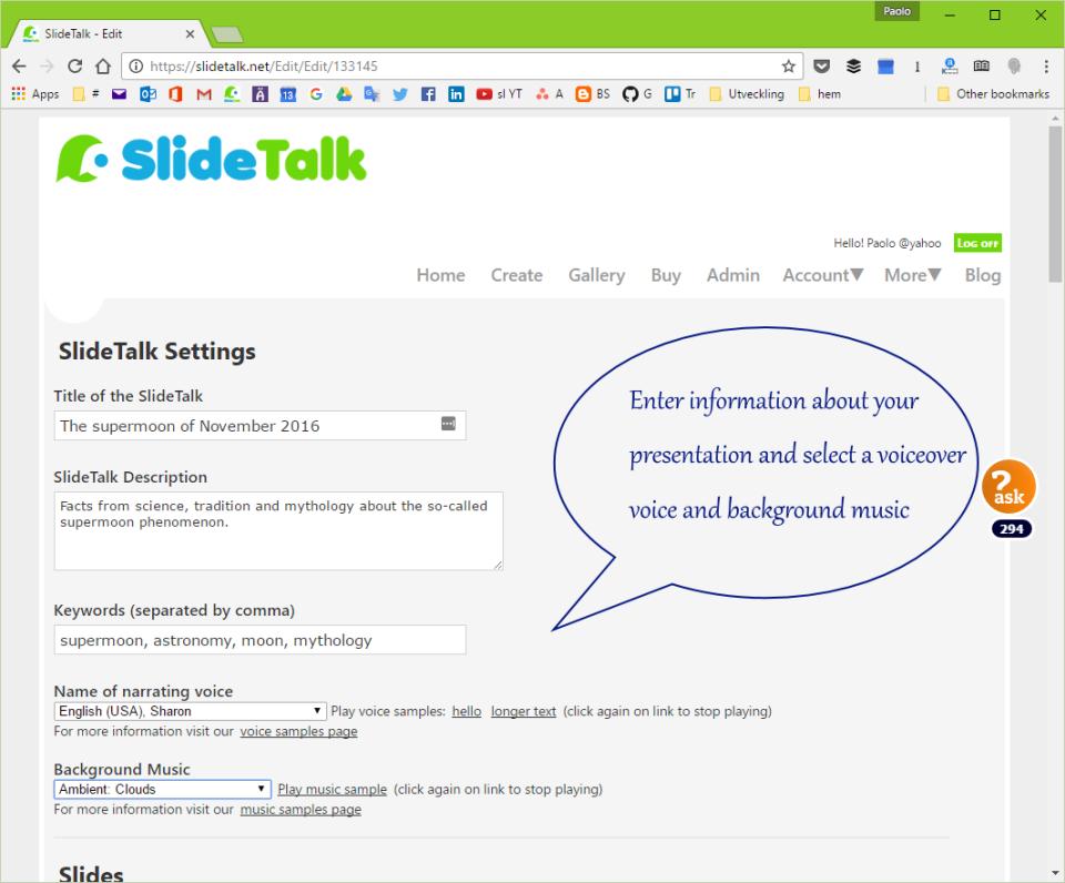 SlideTalk Reviews and Pricing - 2019