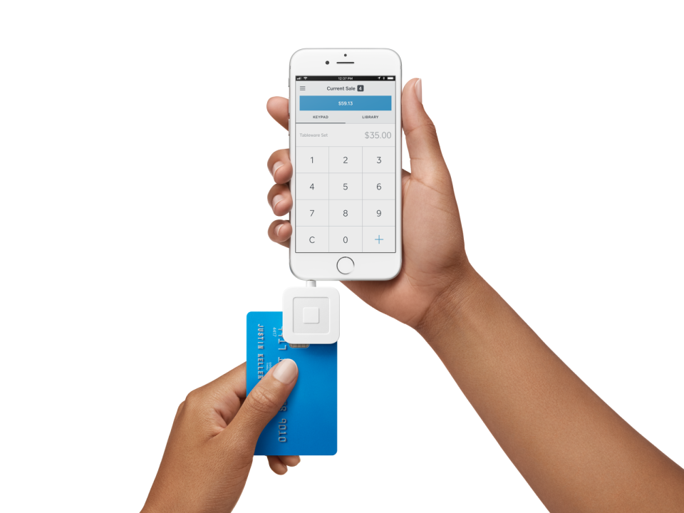 Square Payments Processing Reviews and Pricing - 2019