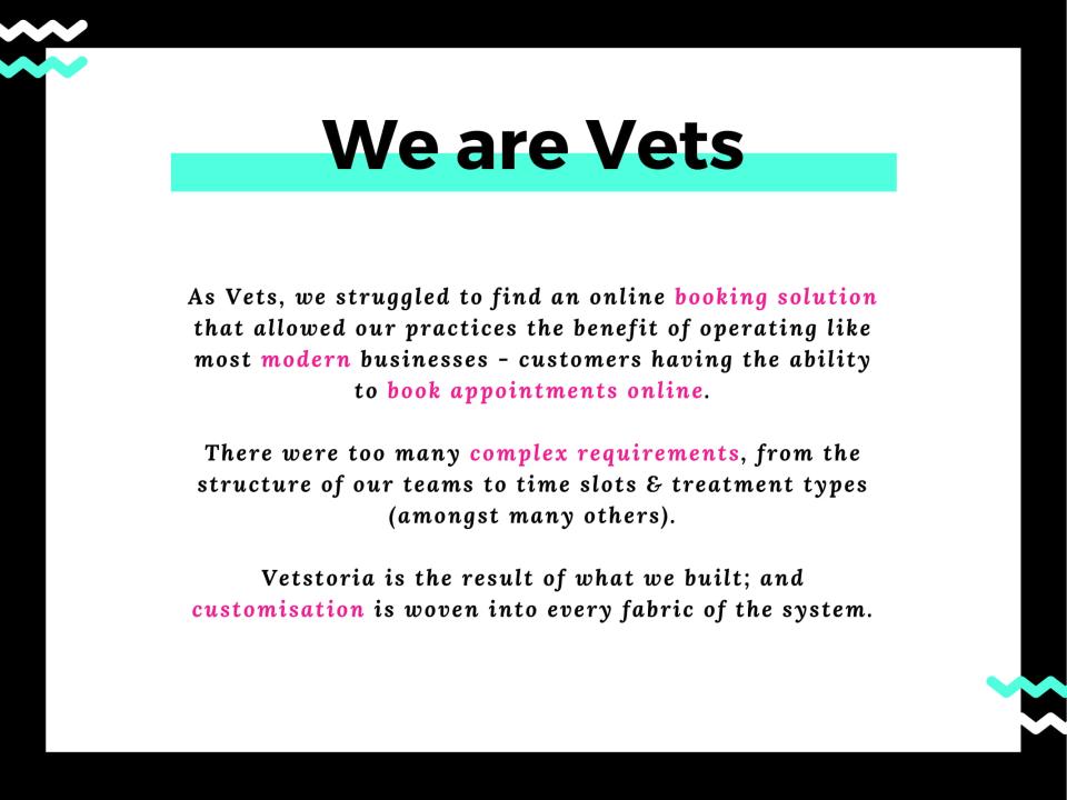 Veterinary Online Booking