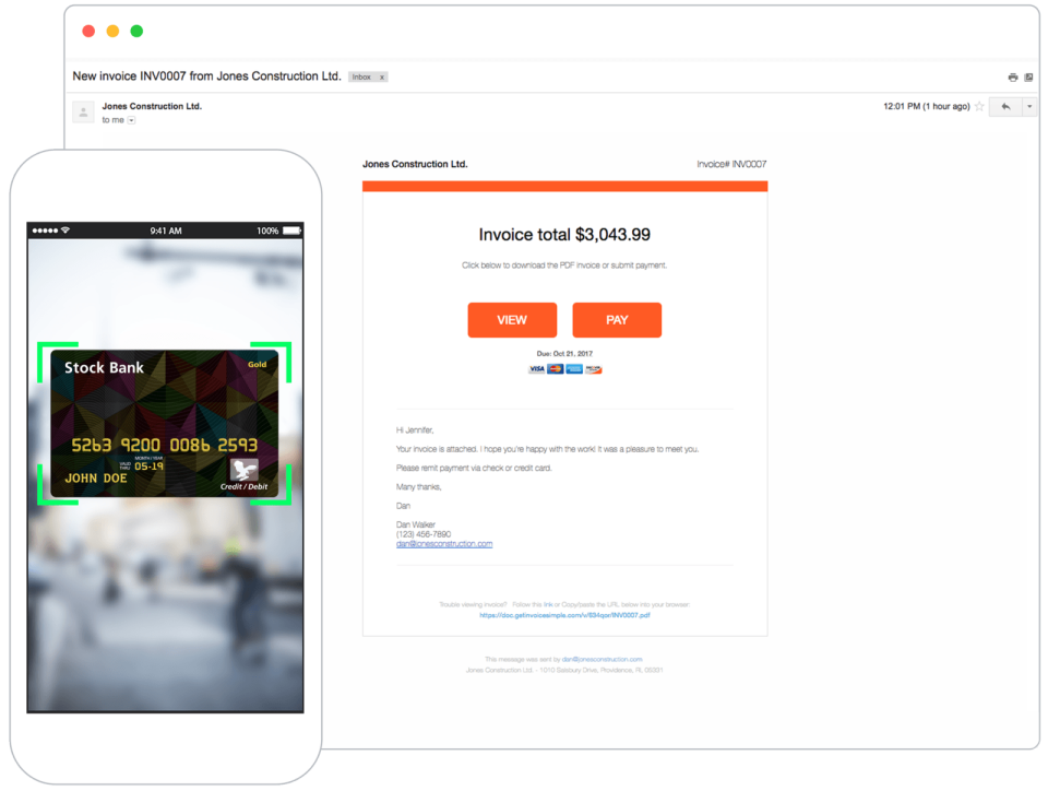 Invoice Simple Reviews and Pricing - 2019