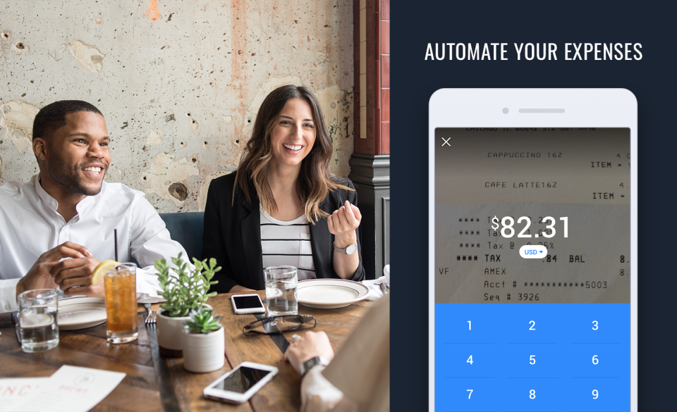 Automate your expenses