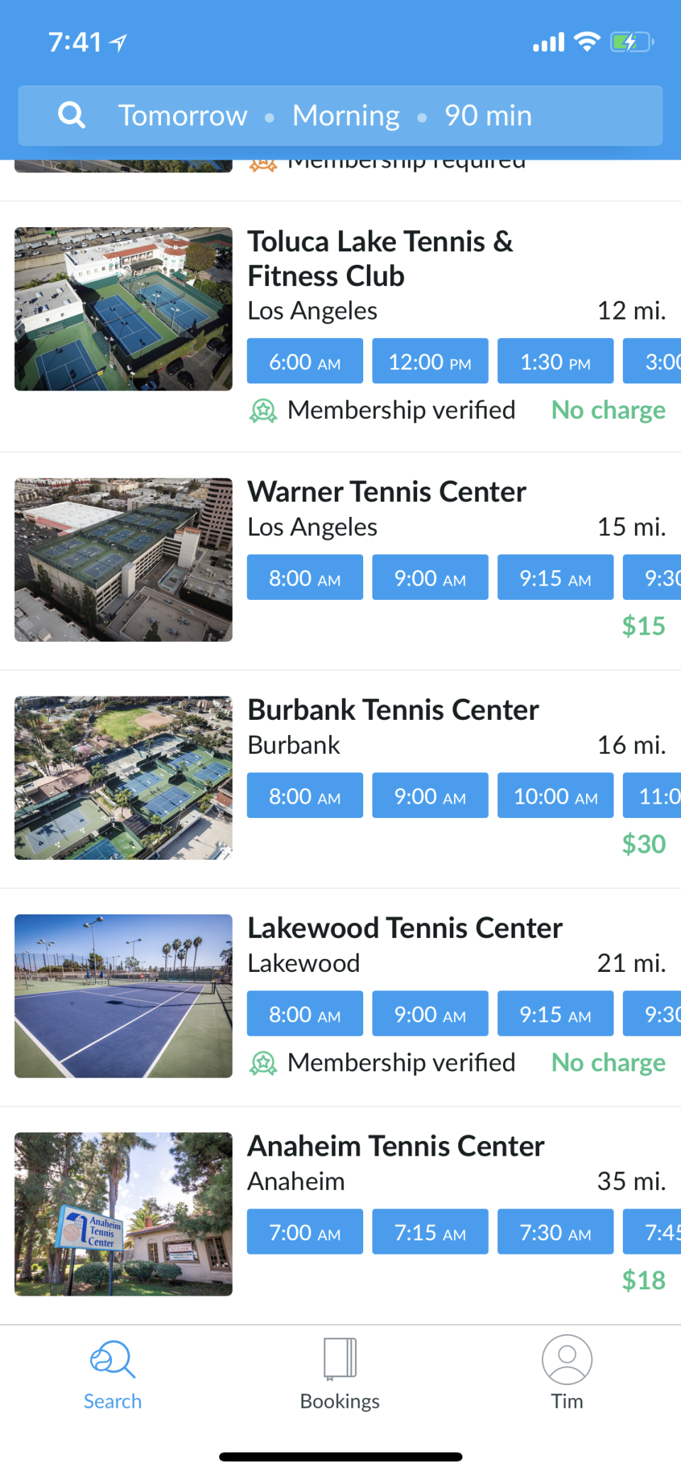 Kourts Reviews and Pricing - 2019