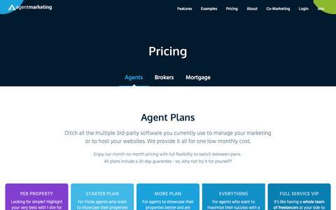 AgentMarketing Pricing, Cost & Reviews - Capterra Australia