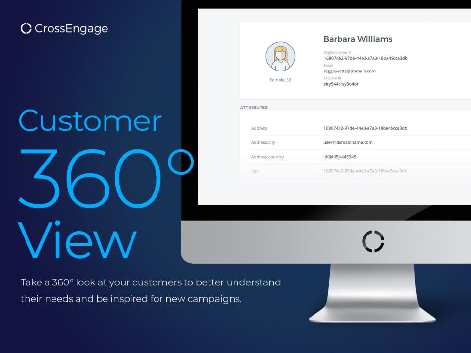360° Customer View