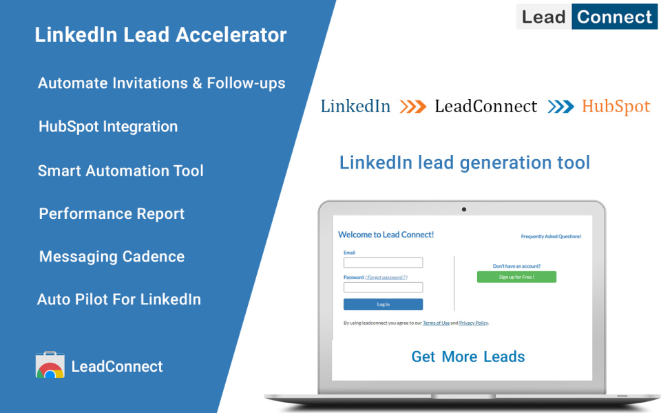 LeadConnect Reviews and Pricing - 2019