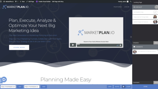 MarketPlan io Reviews and Pricing - 2019