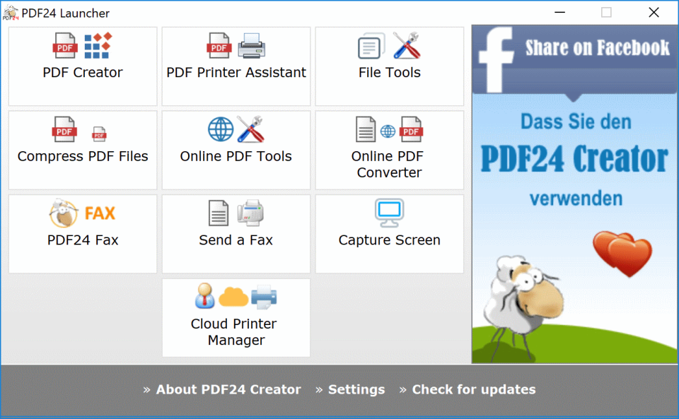 pdf24 creator download chip deutsch