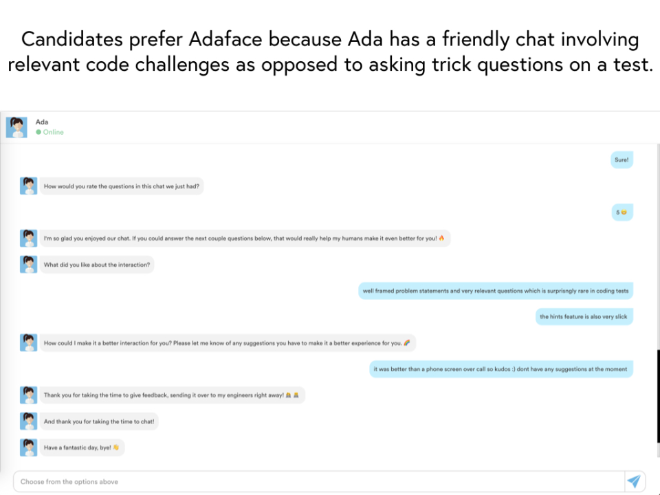Adaface Reviews and Pricing - 2019