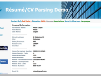Alex Resume Parser Reviews and Pricing - 2019