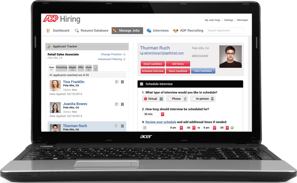 ADP TotalSource Reviews and Pricing - 2019