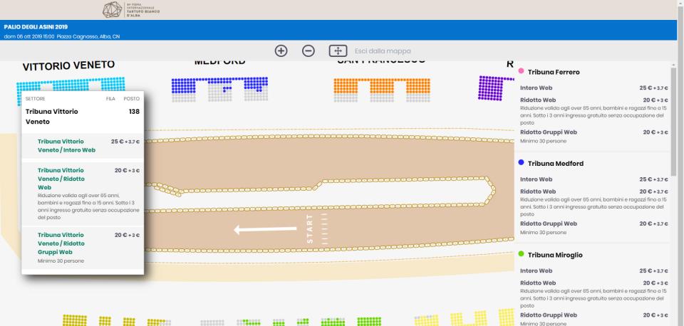 Custom SVG Seat Map