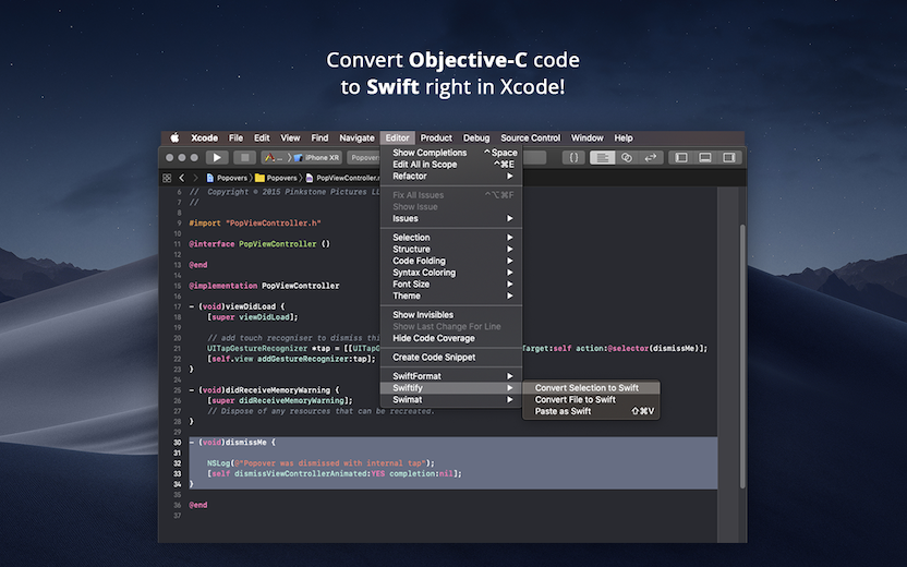 Objective-C to Swift Converter Reviews and Pricing - 2019
