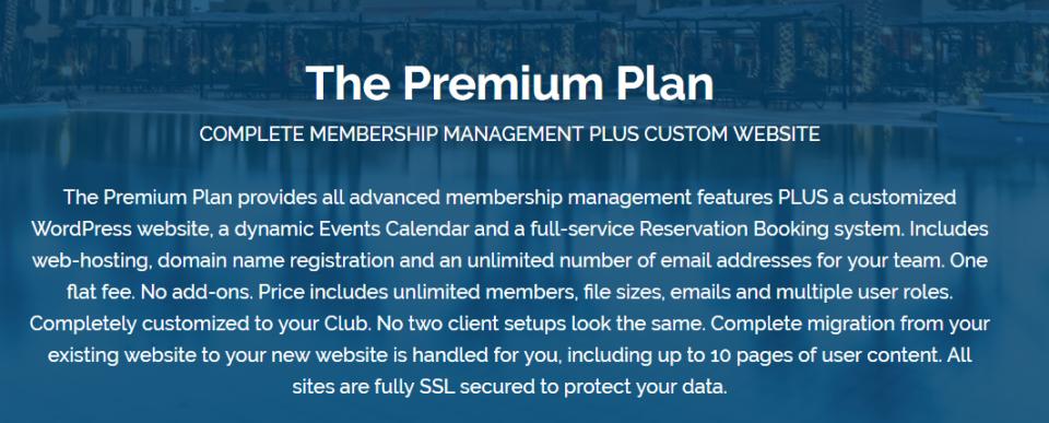 Member Splash Premium