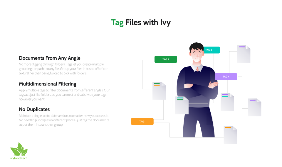 Tag Files With Ivy