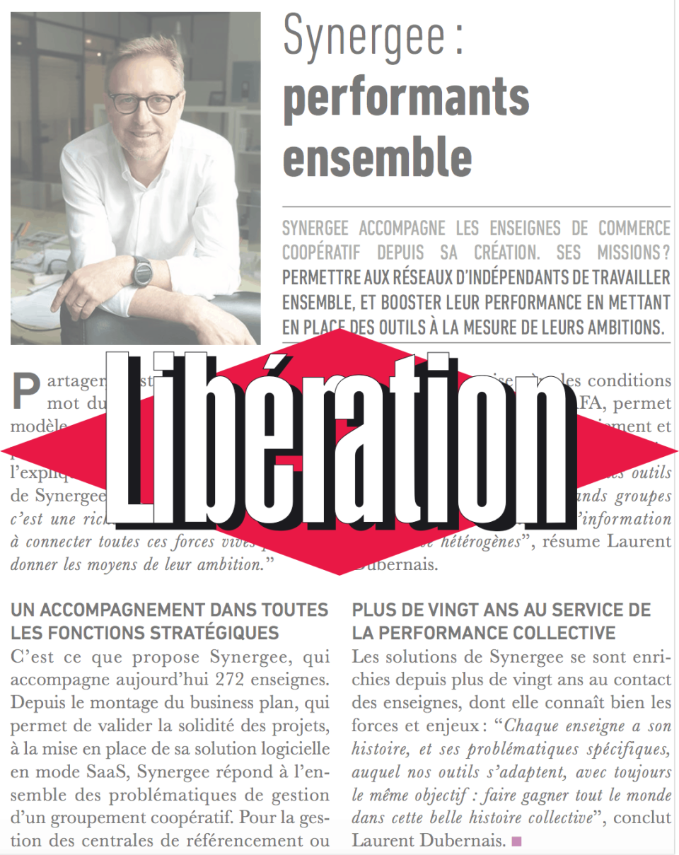 "Interview in ""Libération"""