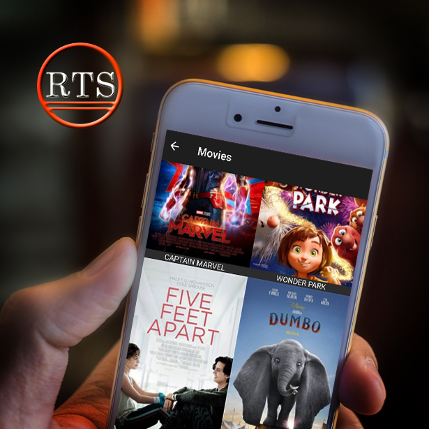 Your RTS App