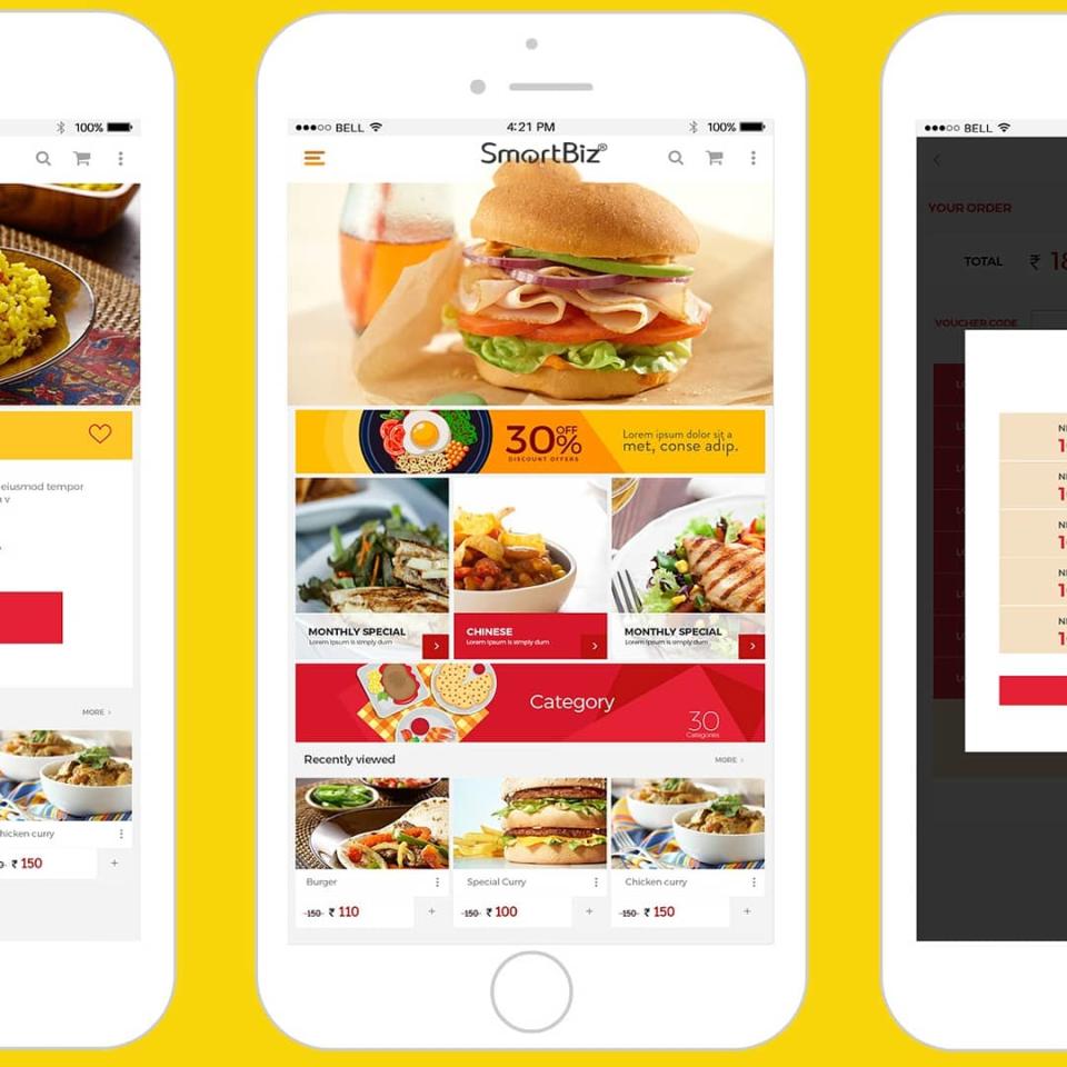 Online Mobile App